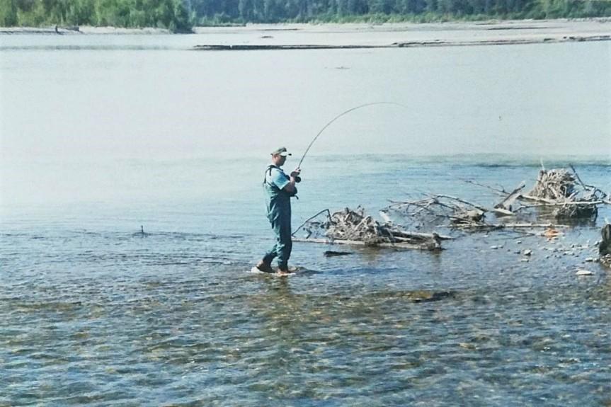 Fishing Montana Creek And The Susitna River For Alaskan Salmon – Retro Review — Salsaworldtraveler'sblog