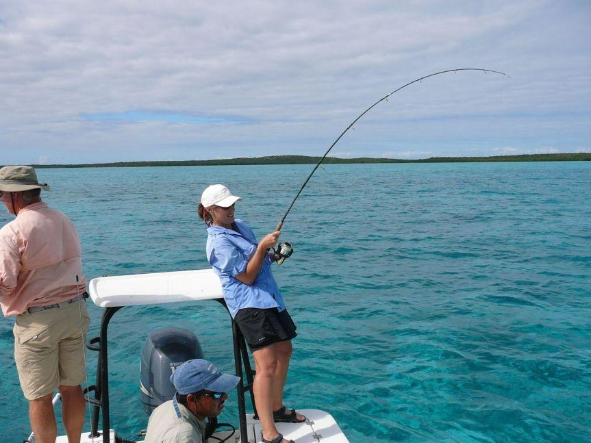 Fishing for Pleasure and Food — WanderingWanda